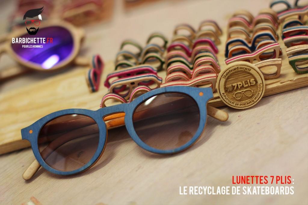7Plis - Lunettes et goodies
