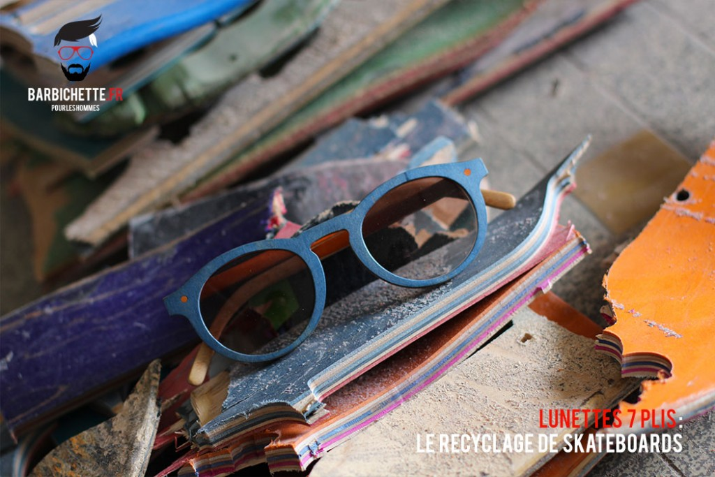 7Plis - La lunette écologique Made In France