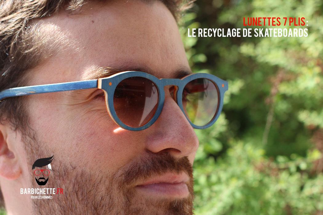 Recyclées Skate 7plisLunettes De En Planches rCxBWdoe
