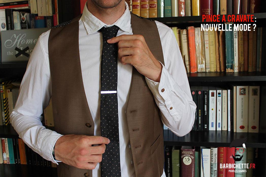la pince cravate doit elle passer de mode. Black Bedroom Furniture Sets. Home Design Ideas