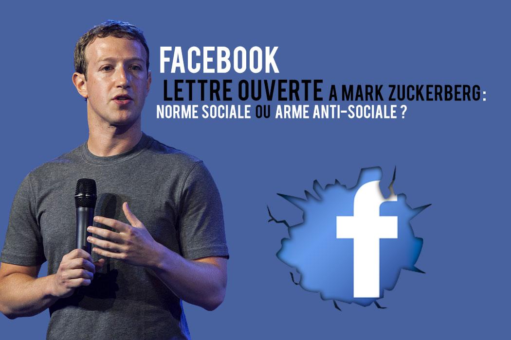 Facebook : norme sociale ou arme anti-sociale ?