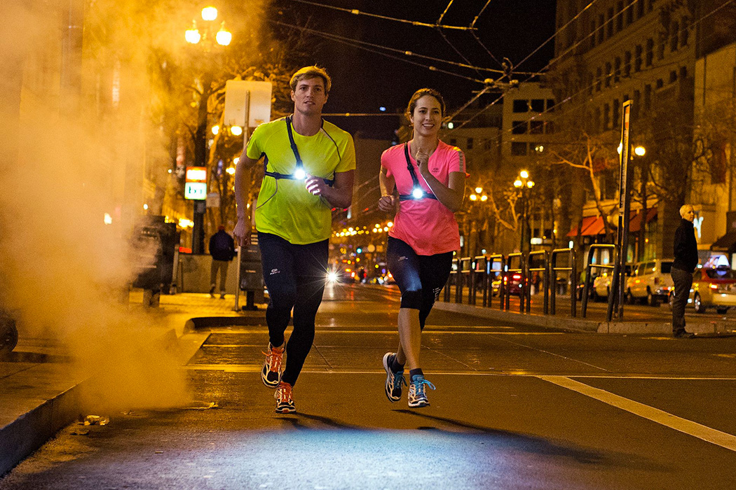 Run Light : courir la nuit