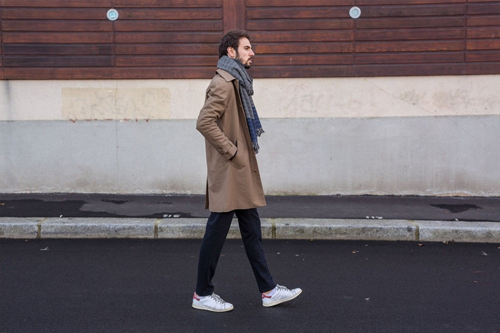 Look : Chic Hivernal