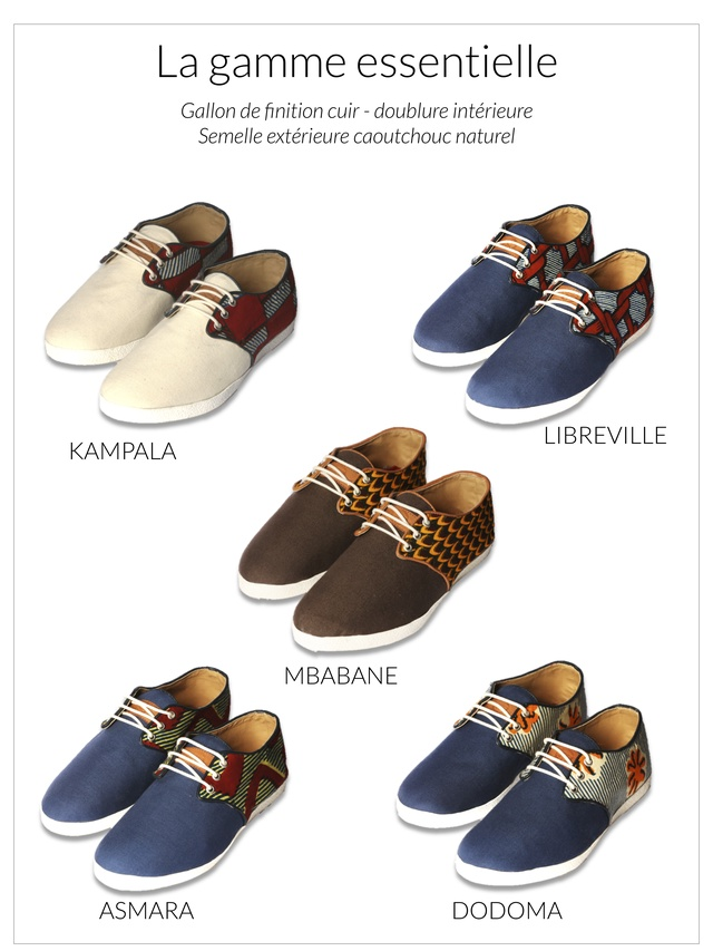 Panafrica - Chaussures Hommes