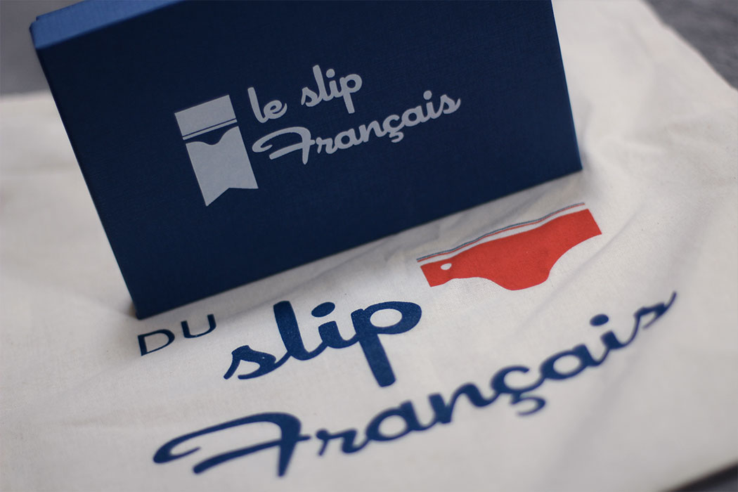 Slip Français - Packaging