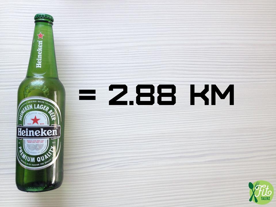 Calorie Bière Running