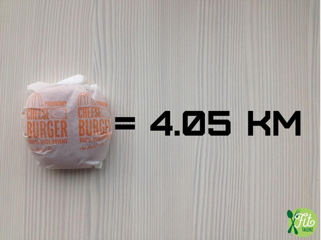 Calorie Cheeseburger McDonalds