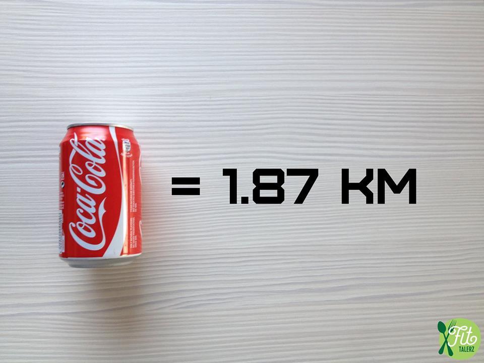 Calories coca cola