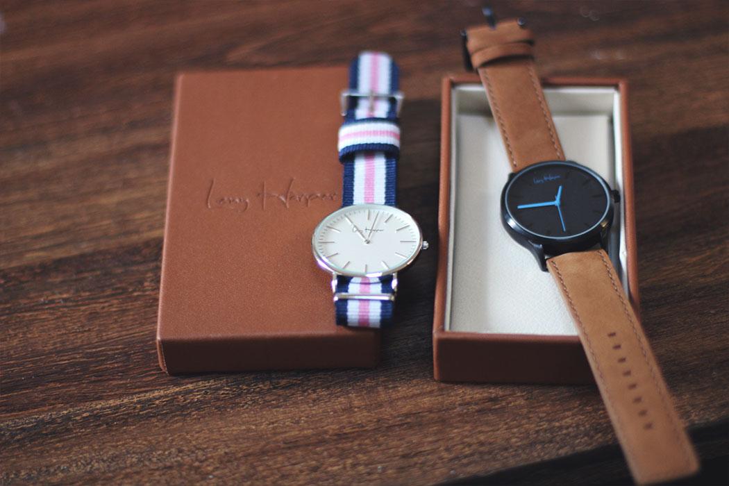 Leny Harper : montres élégantes & abordables