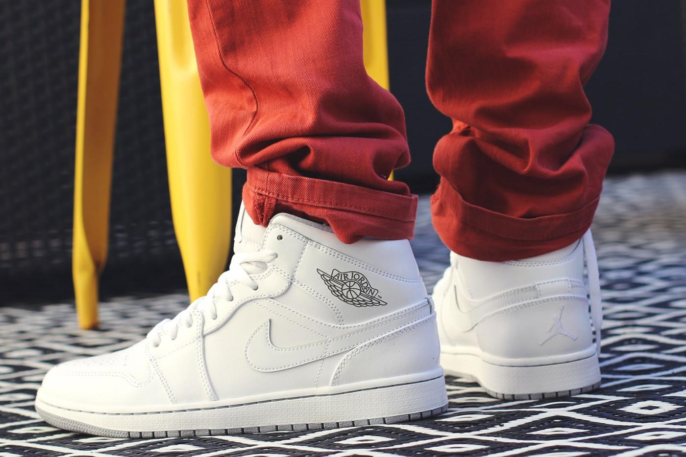 Nike Air Jordan – Rentrez dans la légende