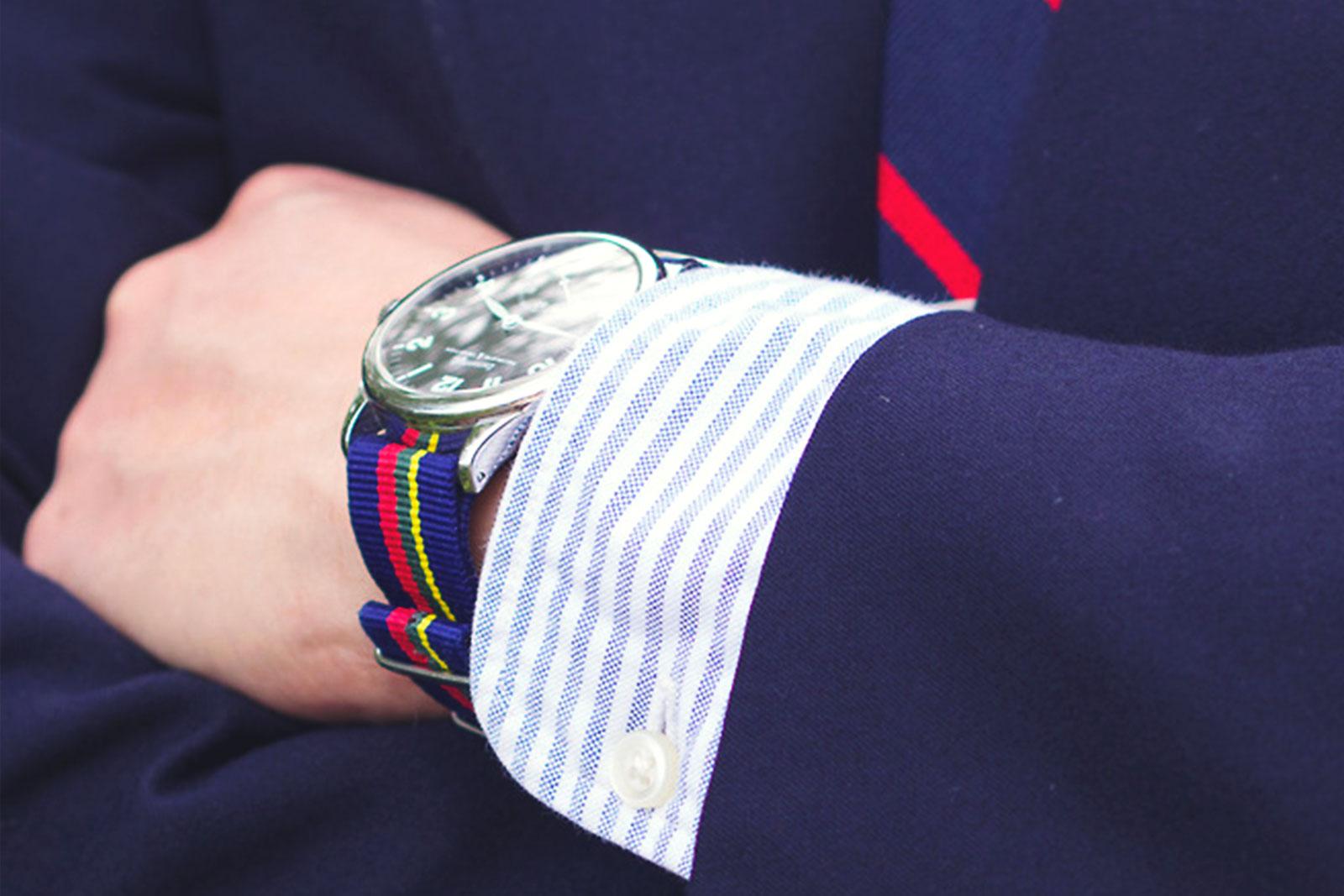 Nato Bracelet