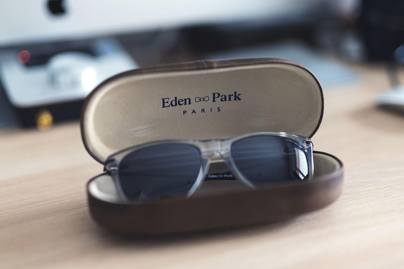 Lunettes Eden Park 2016 été