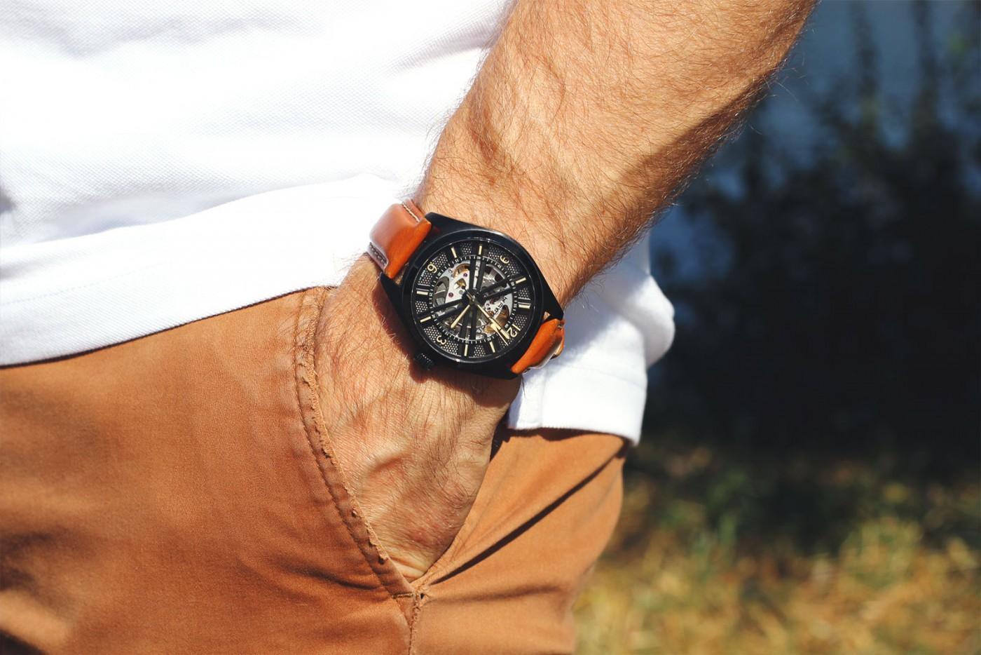 Horlogerie : la montre à coeur ouvert