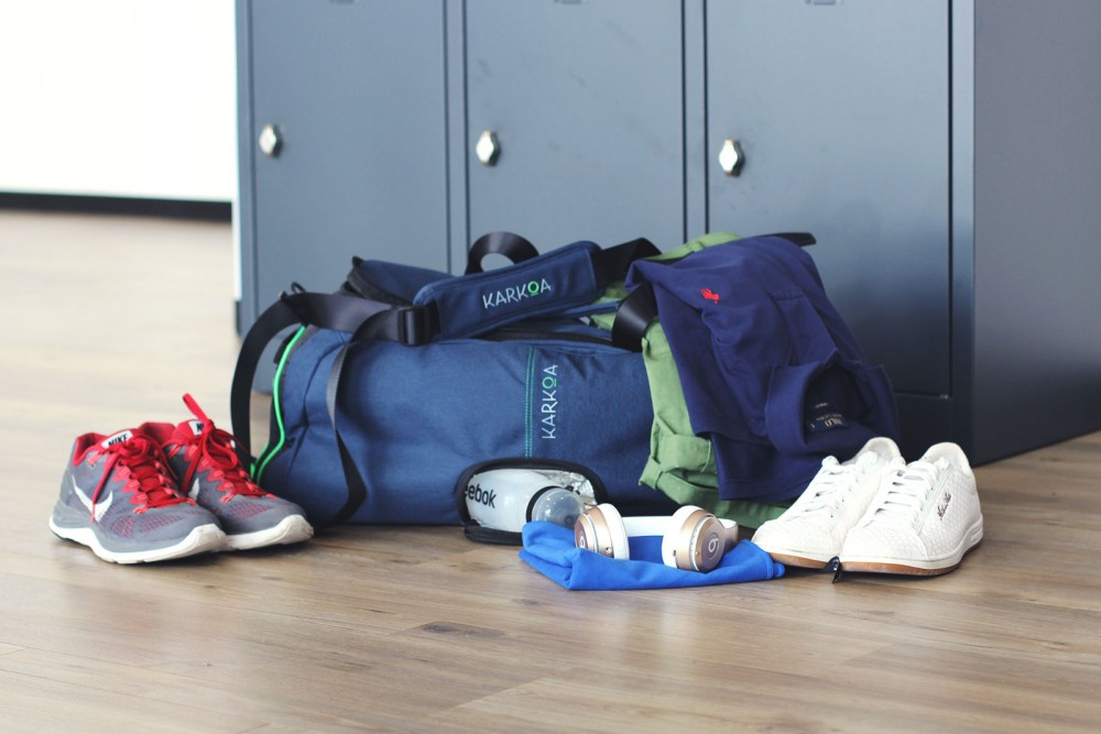 Le sac de sport « innovant »