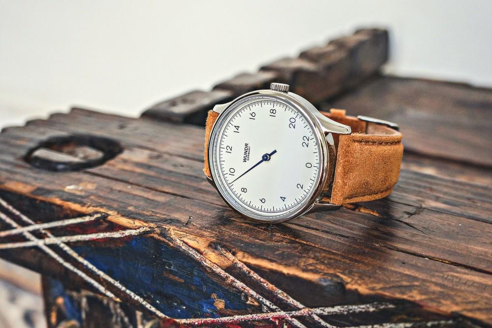 WundrWatch : la montre réinventée