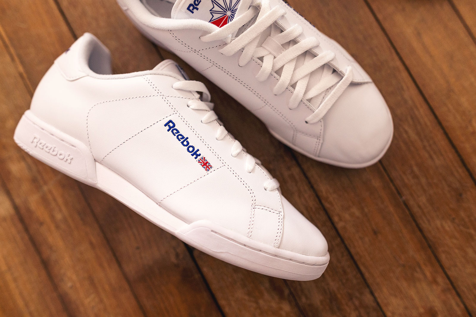 Shoes reebok NPC II