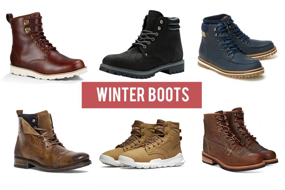 Sélection Mode : Boots pour l'hiver