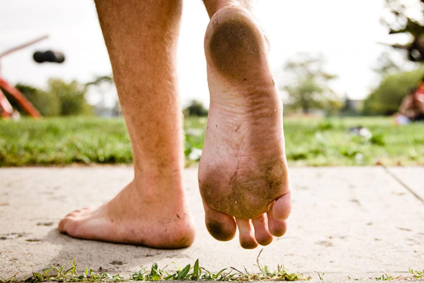 La course à pied minimaliste (sans chaussures)