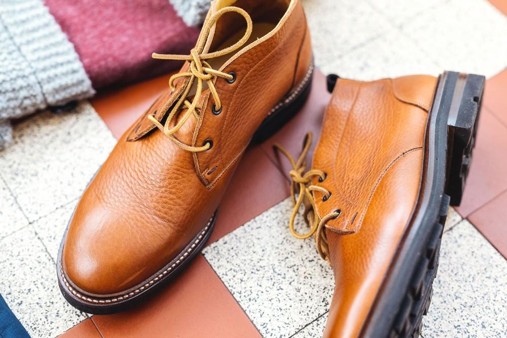 Les chaussures urbaines au look vintage