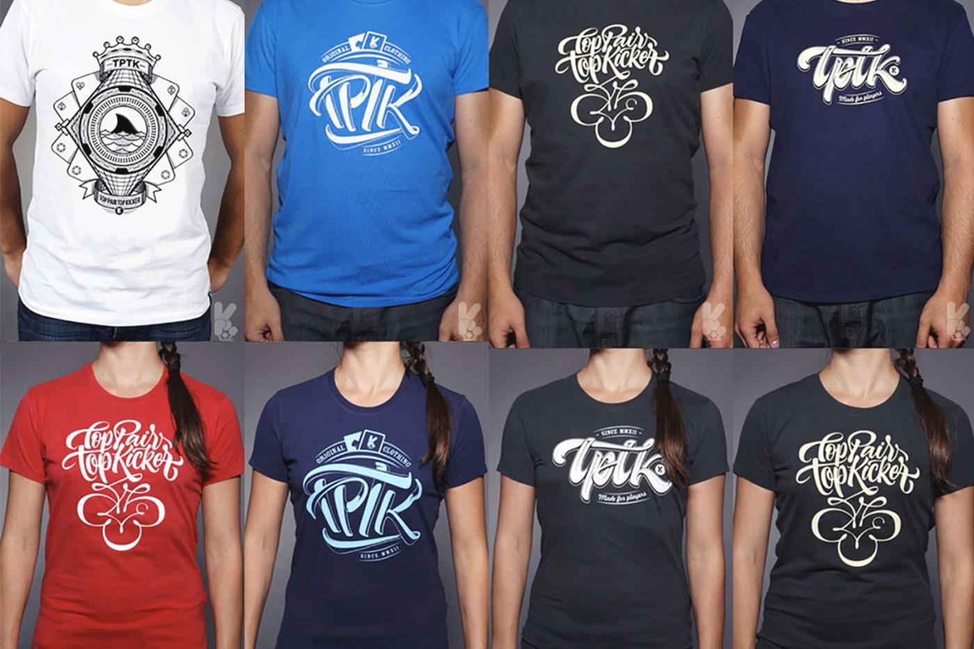 TPTK, quand le street-clothing rencontre le poker
