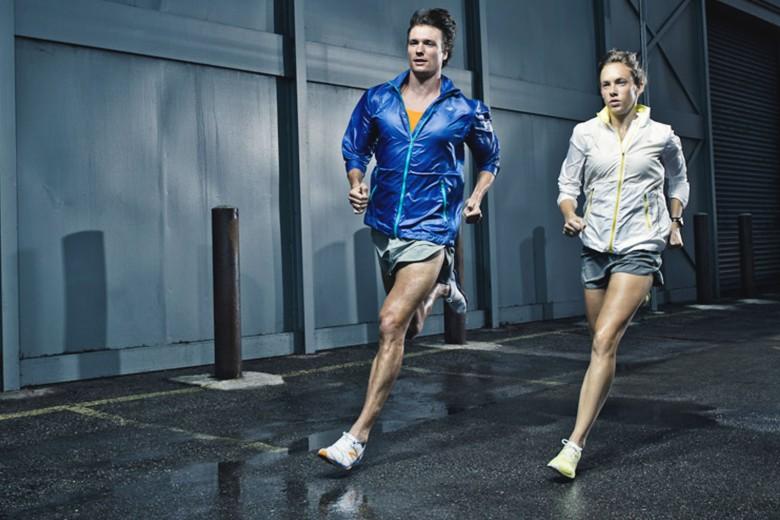 Faut-il courir en couple ?