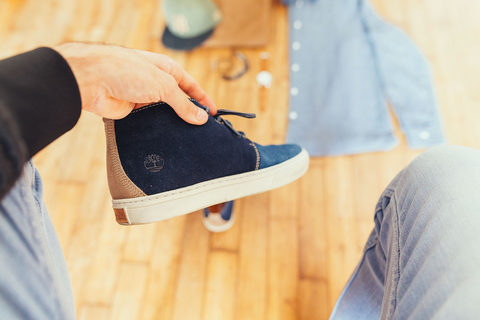 Look Homme - Timberland