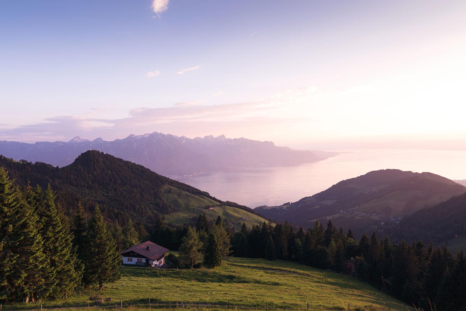 Road Trip - Suisse