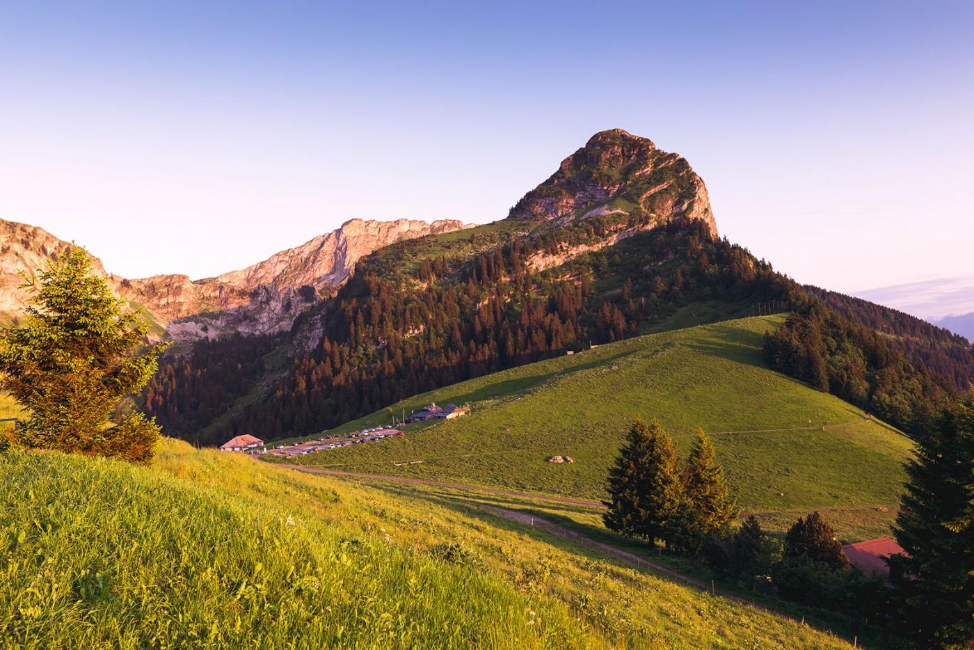 Road Trip en Suisse