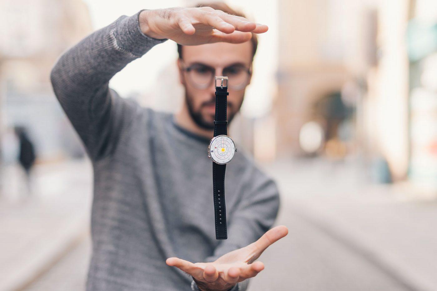 Coup de tonnerre dans le monde de l'horlogerie