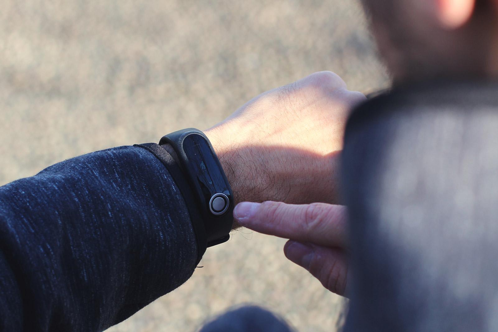 Bracelet TomTom Connect