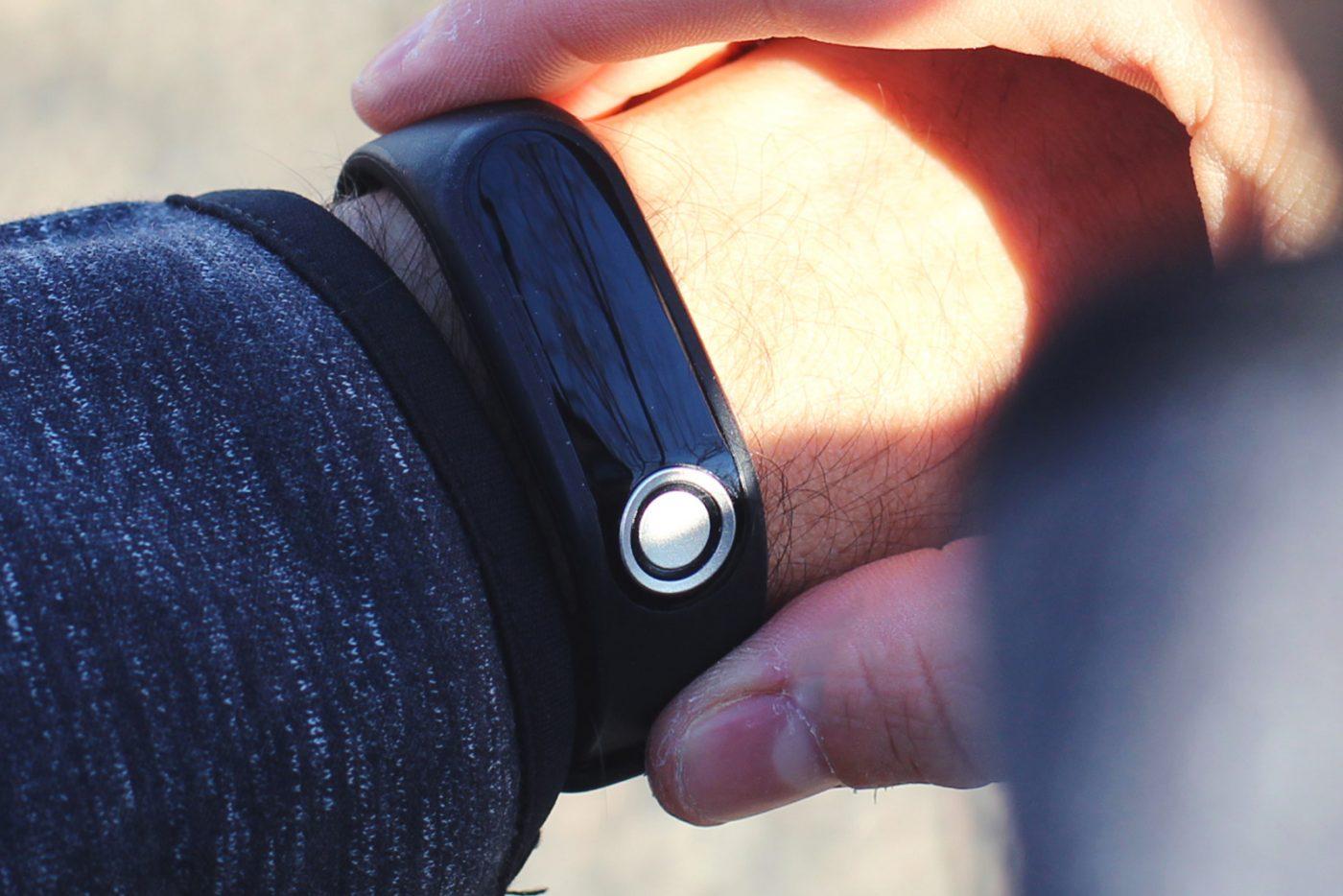TomTom Touch : bracelet connecté … et bien plus