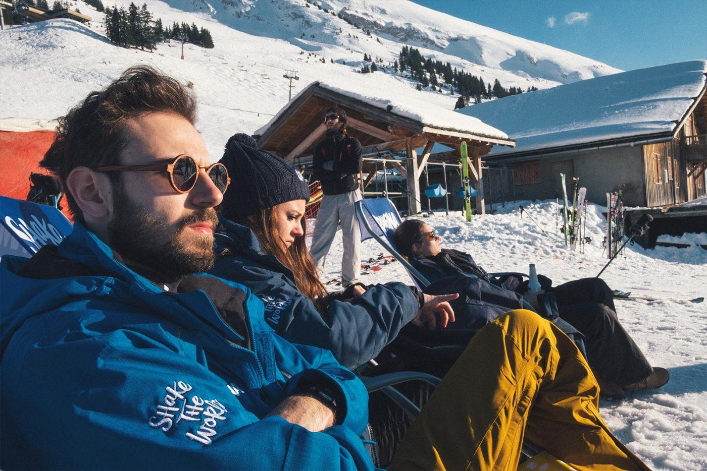 Retour sur une escapade givrée dans les Alpes