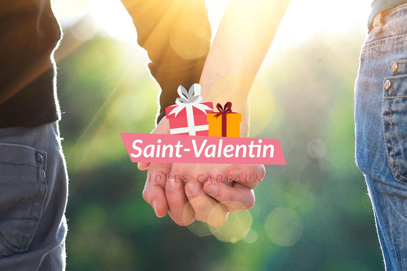 Saint Valentin Idées cadeaux