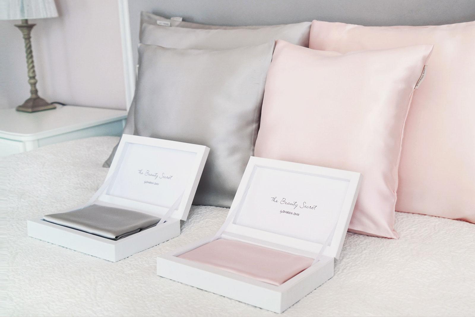 Silk Pillowcases