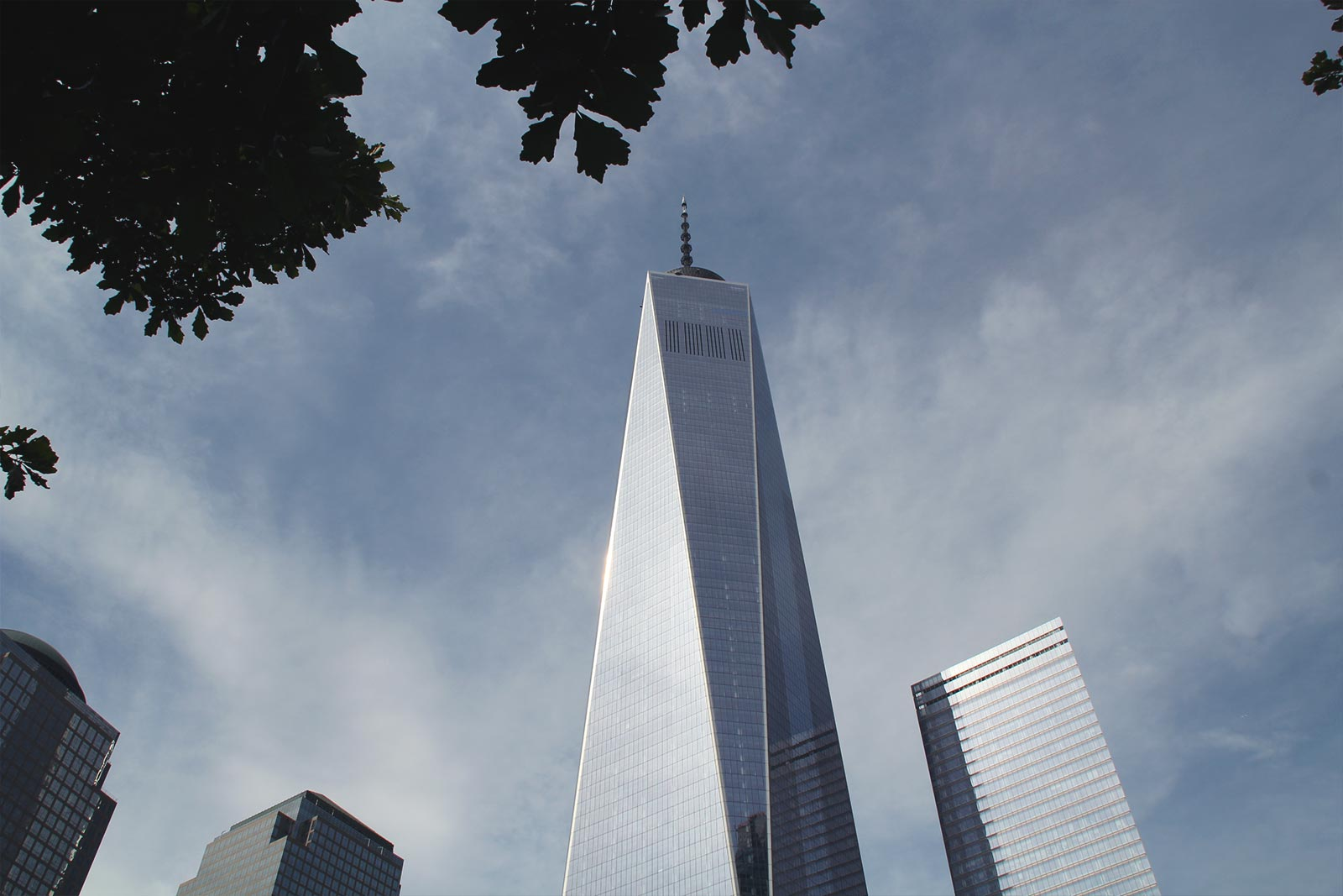 New York On World Trade Center