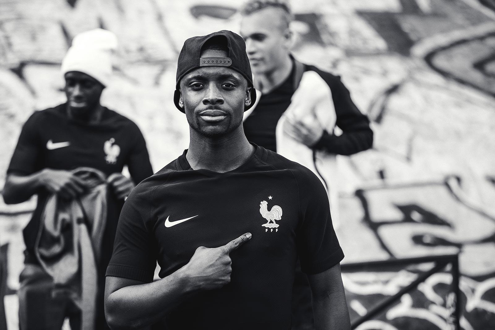 Nike Full Black Noir