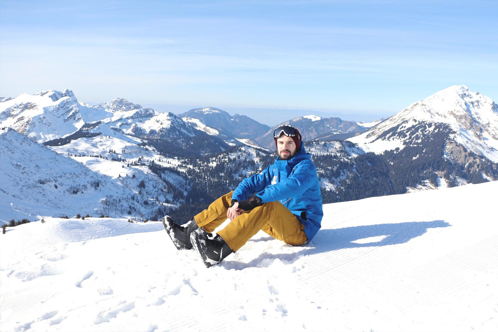 Mode snowboard