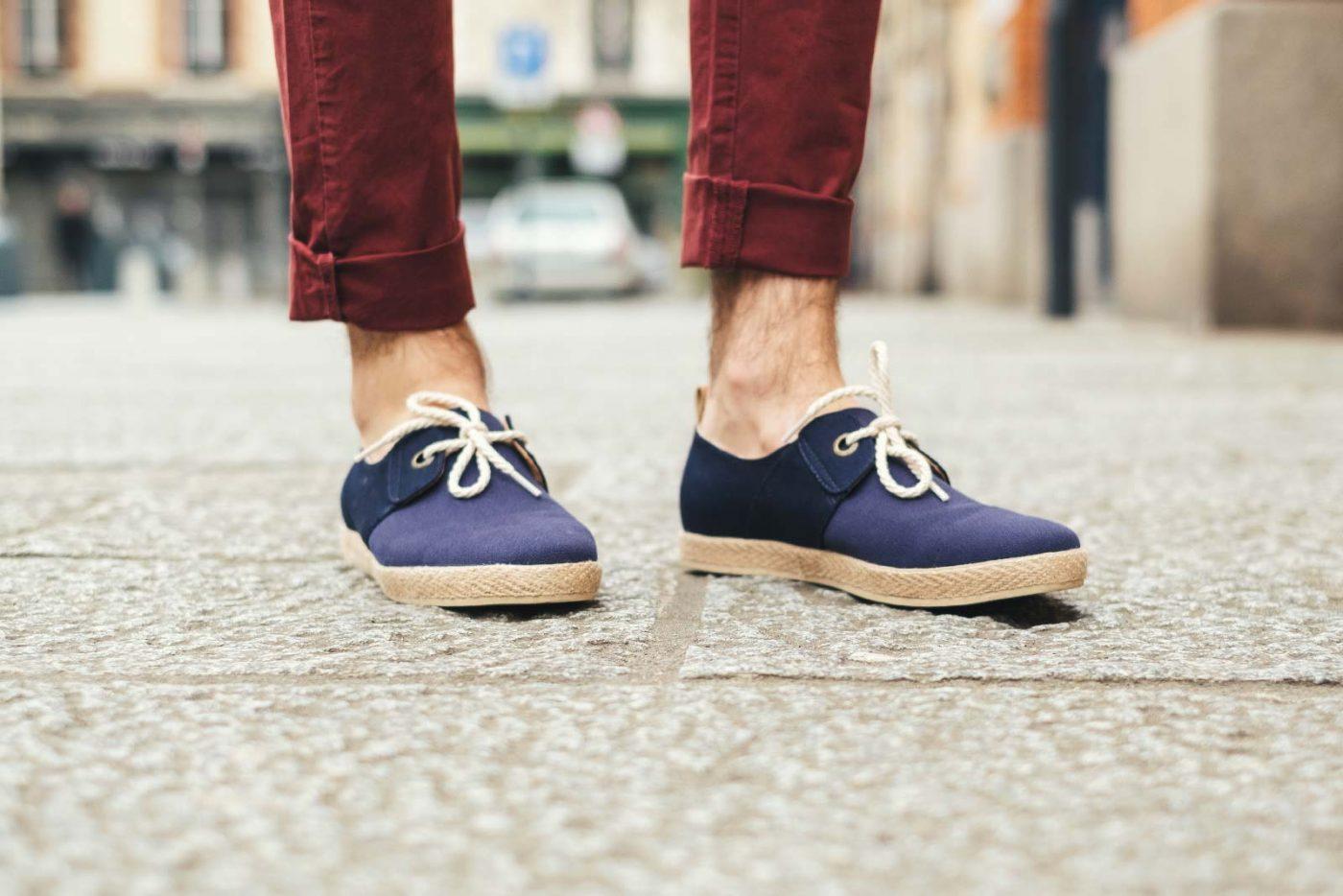 Armistice : la chaussure plutôt cool