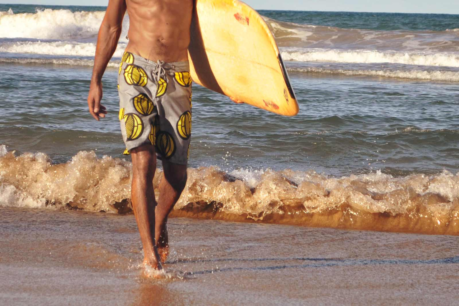Maillot Okun Beach