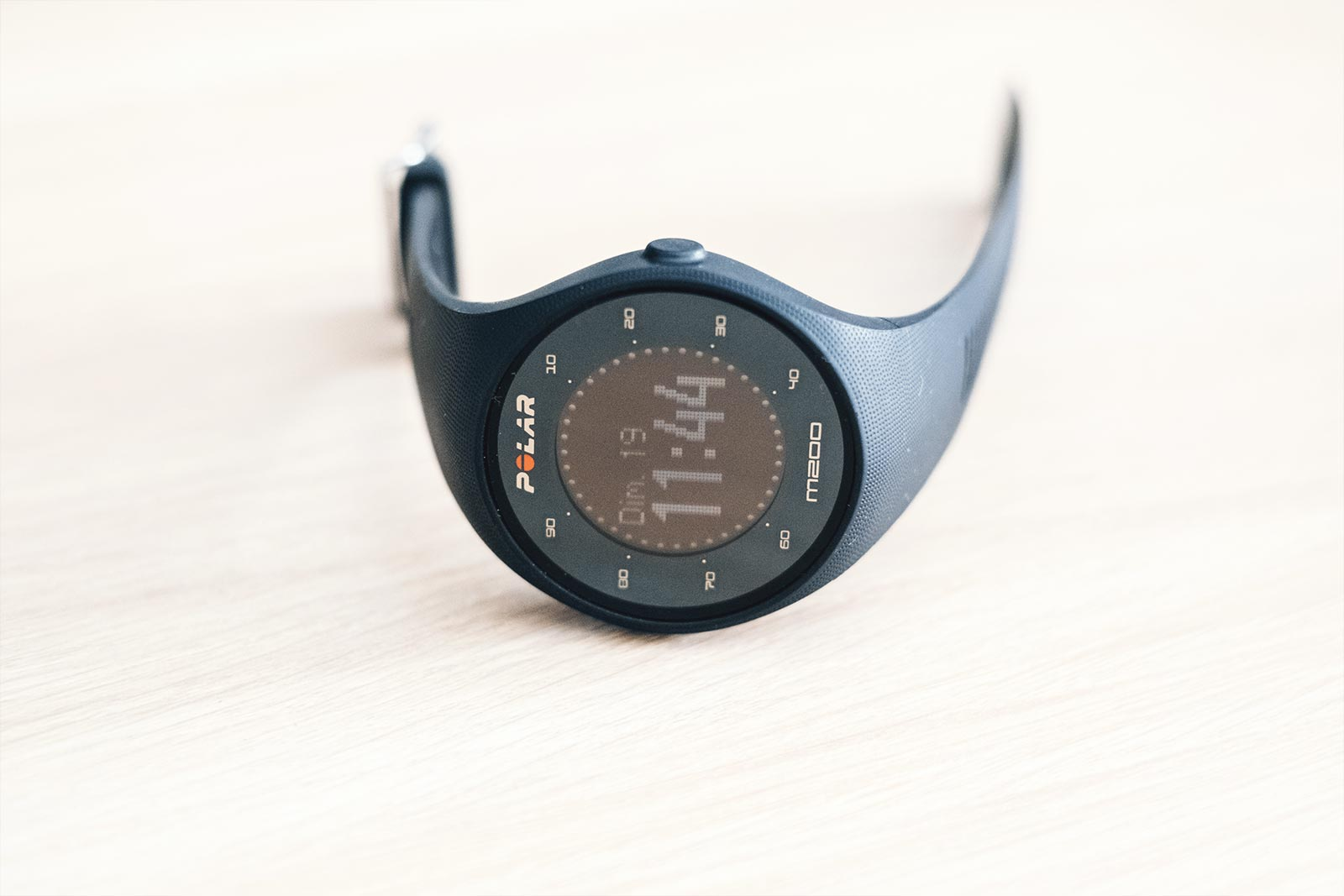Montre running Polar M200