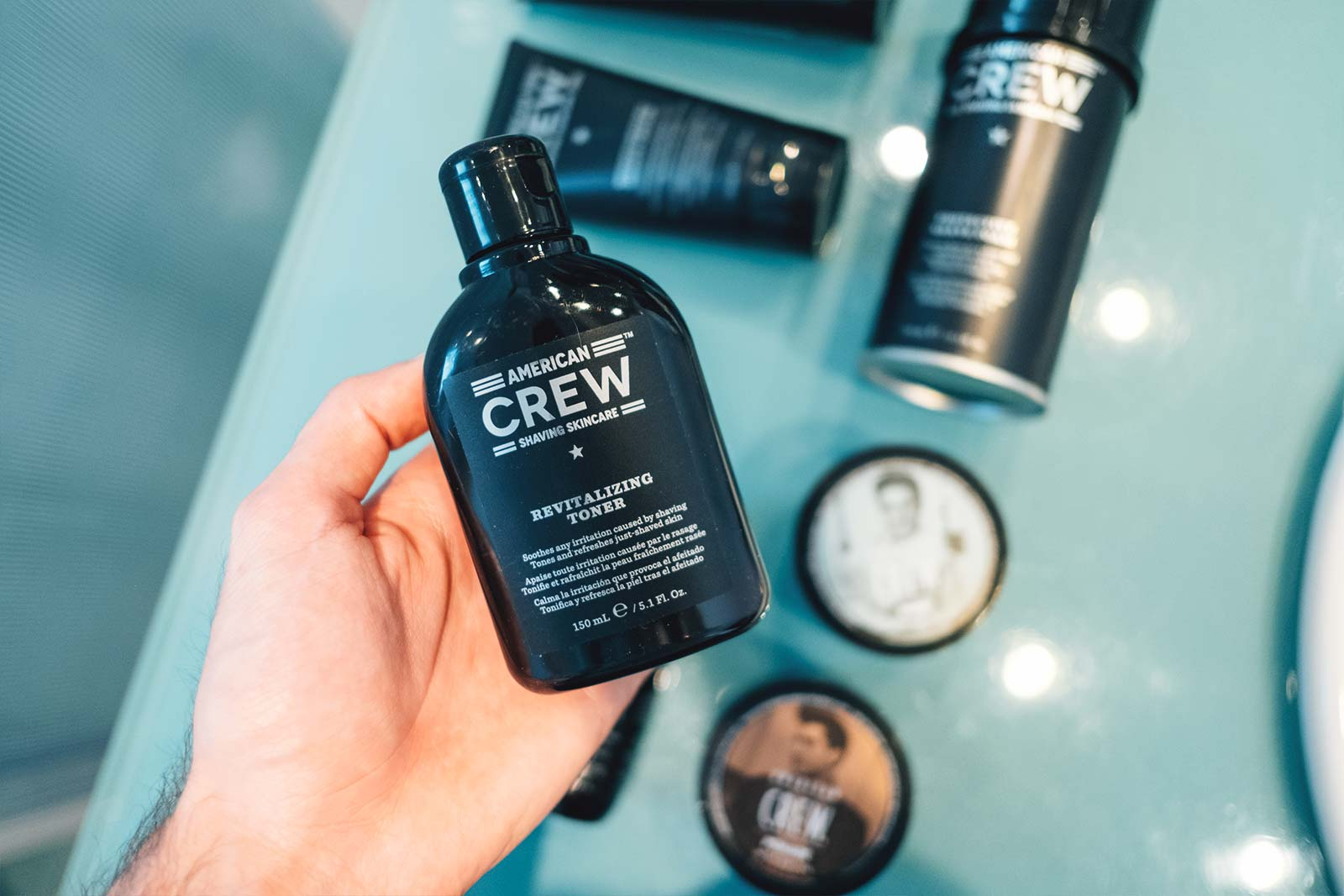 American Crew Shampoing
