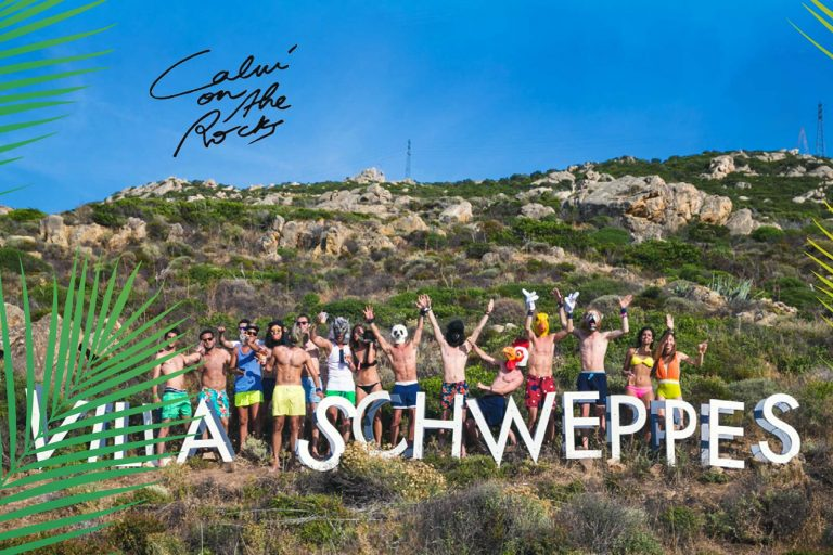 Calvi on the Rocks - Villa Schweppes