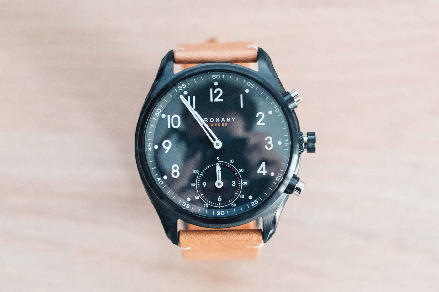 Kronaby : l'horlogerie connectée made in Sweden