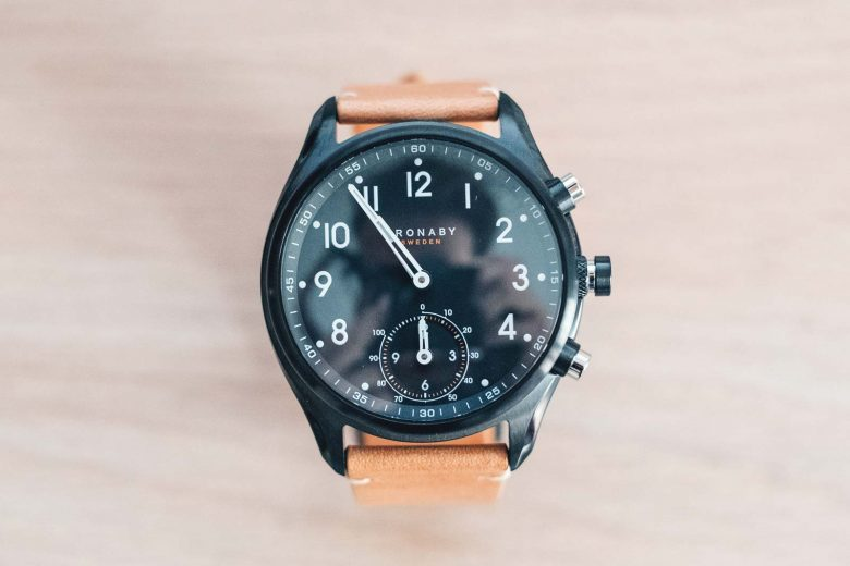 Kronaby : l'horlogerie connectée made in Sweden