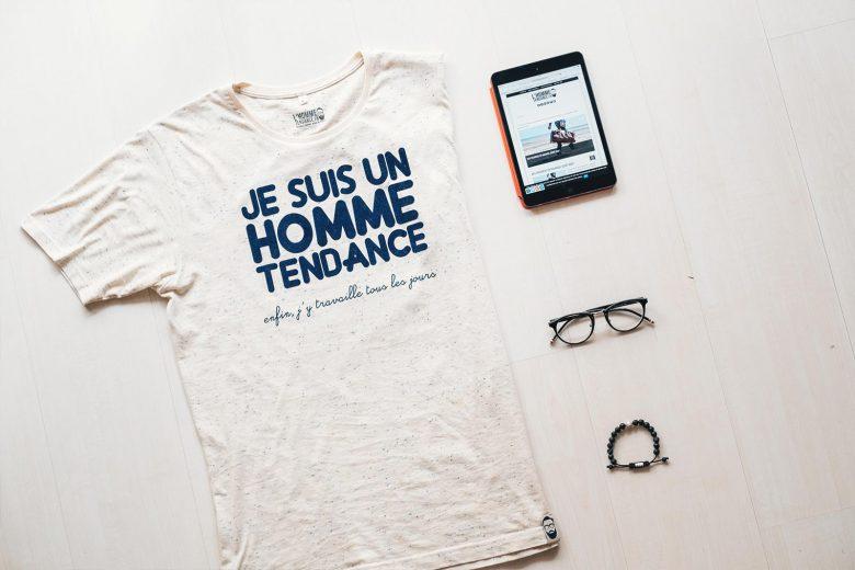 Concours « L'Homme Tendance » : 1 TShirt à gagner