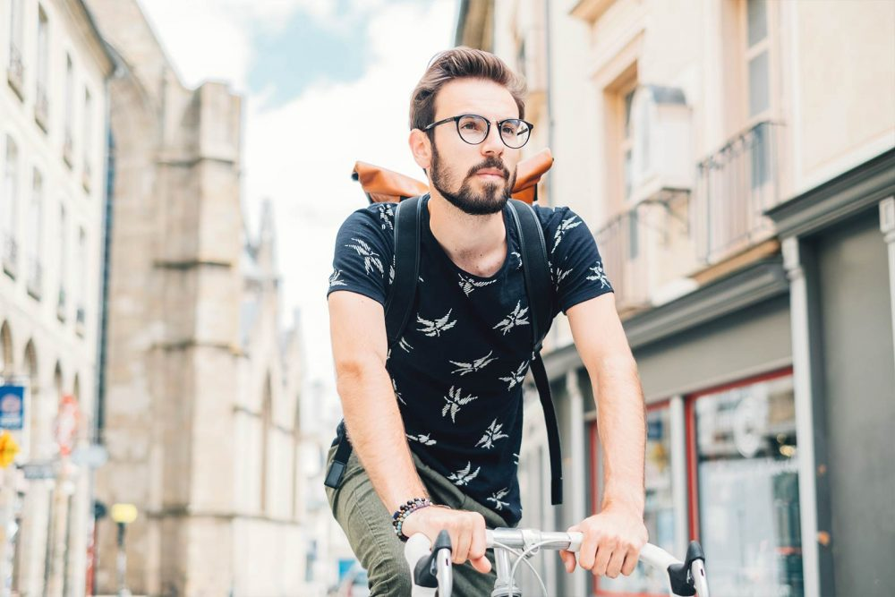 Look : Balade en Fixie
