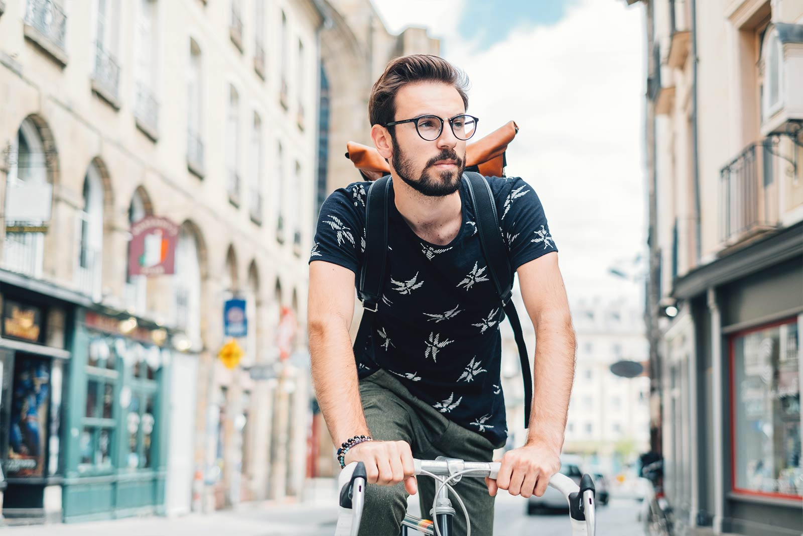 Cycliste Style