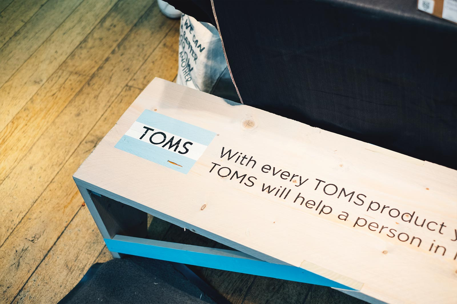 Toms Chaussures custom One For One