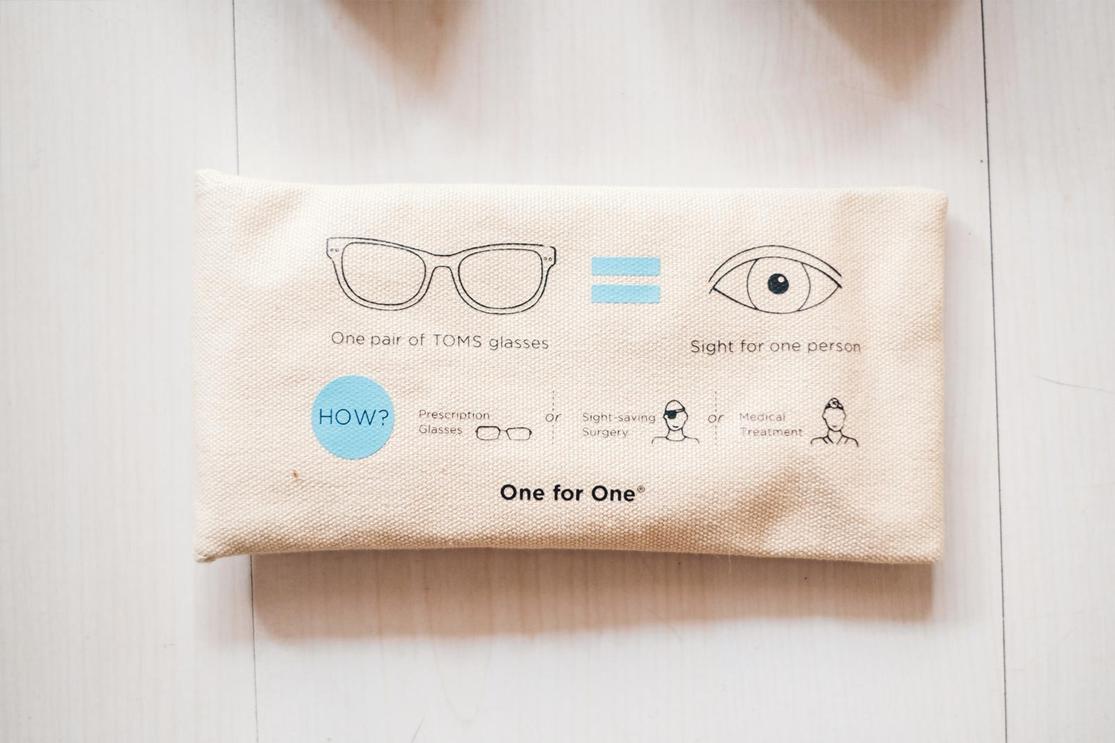 Toms Lunettes de soleil one for one