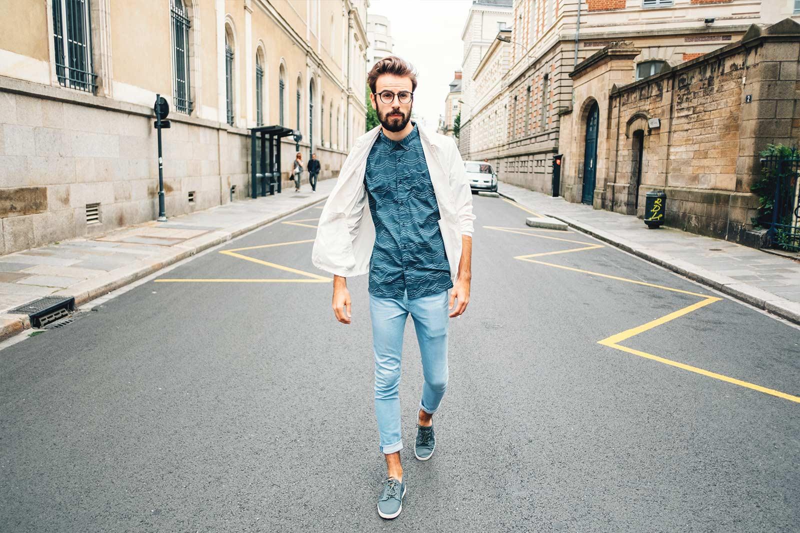 Look mode homme
